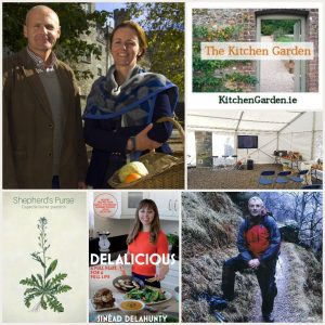 the Kitchen Garden Show 27 April